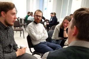 Young Lutheran Pastors and Theologians Meet in Vilnius
