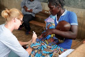 Body and Soul Healing in Rural Togo