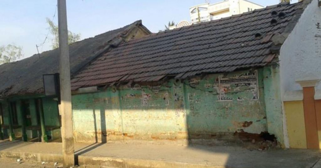 Project-Elementary-School-Vaniyambadi-India