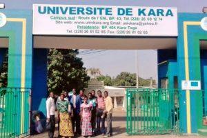 Project: Togo – Kara Urban Missionary