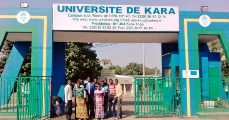 Togo – Kara Urban Missionary