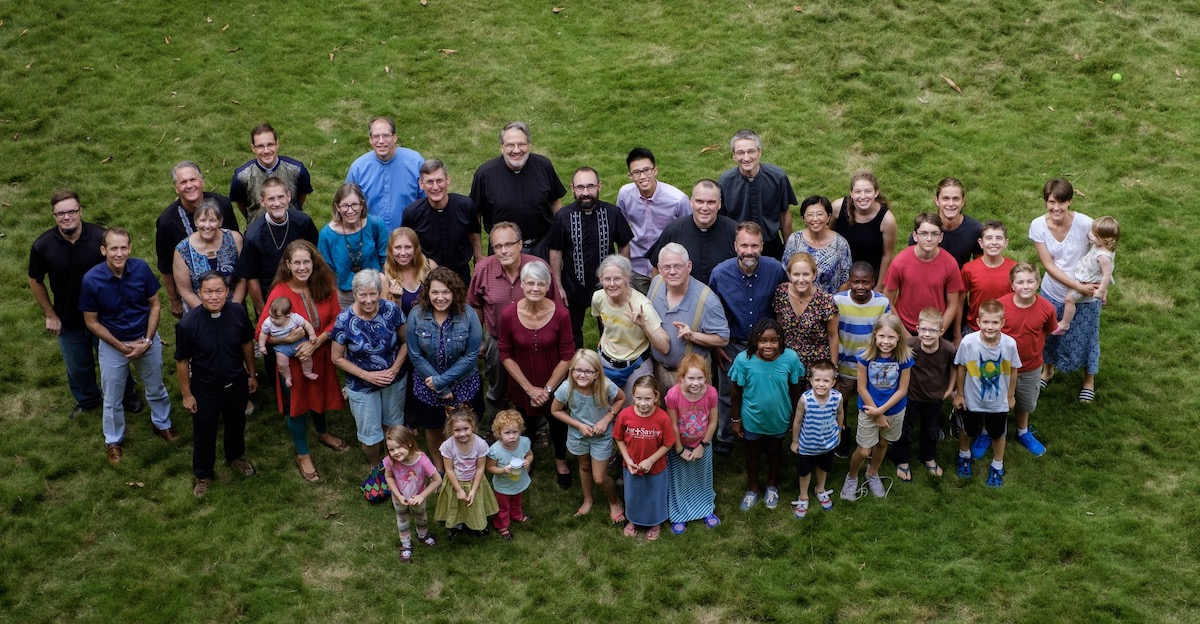 Asia Team Renewed in the Word of God