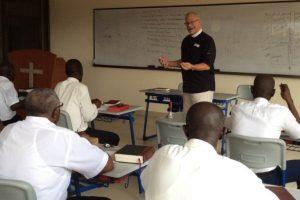 Project: ELCG Seminary – Ghana