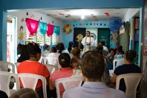 Project: Alliance Missionary Sergio Maita