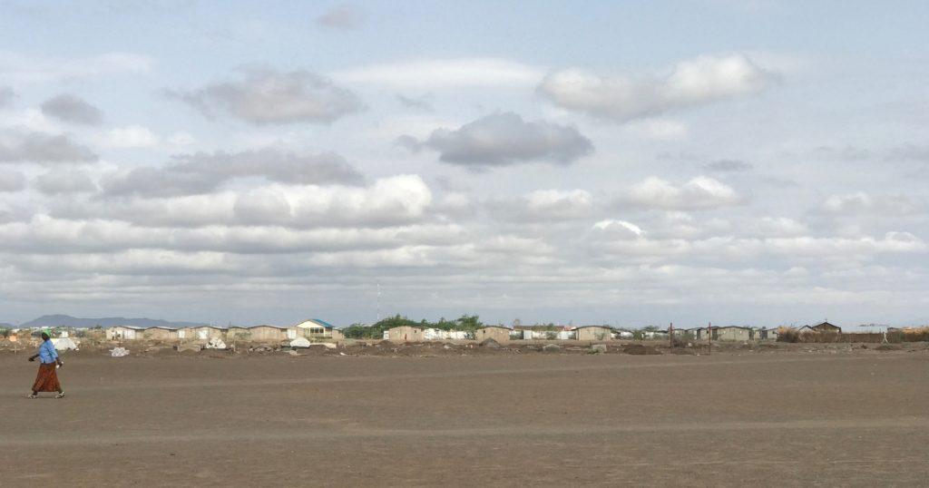 Refugee camp 1