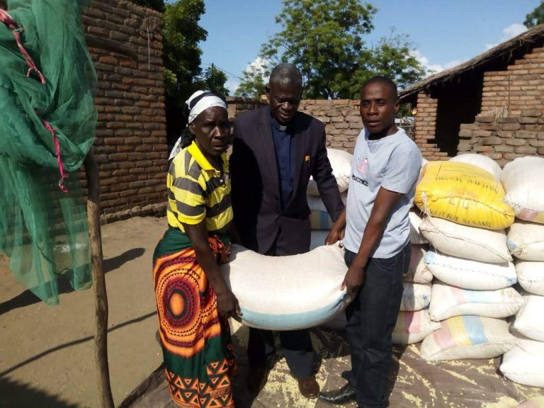 Malawi Hunger relief 1