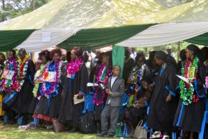LCMS Sponsored Students Graduate from Matongo