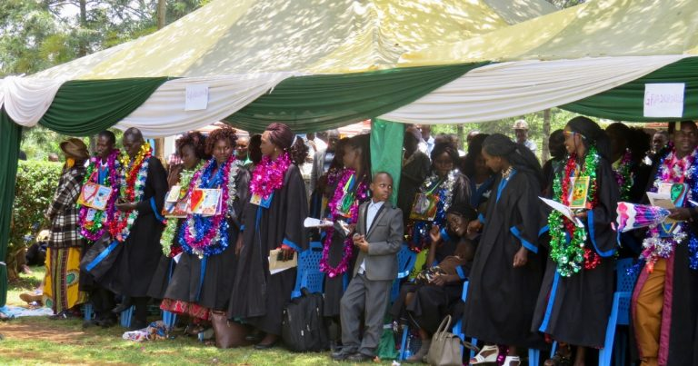 Matongo Graduation 1