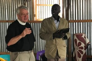 Interview with refugee & seminarian Okach Omot Opiew