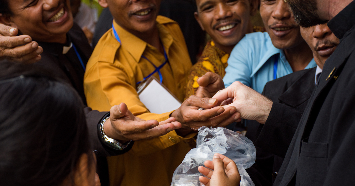 PODCAST: RD Update 002: Convention, Indonesia and Prayers for Malaysia
