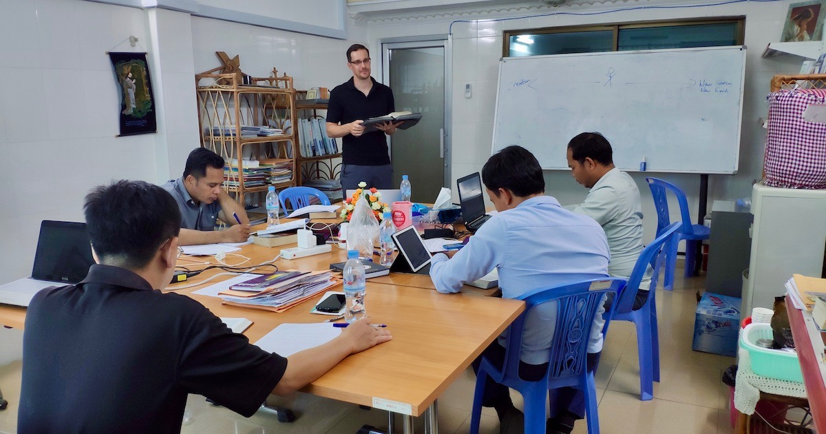 PODCAST: Teaching Stewardship in Cambodia with JP Cima
