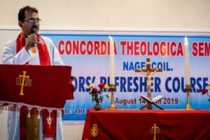 PODCAST: CTS in Nagercoil Continues Recovery