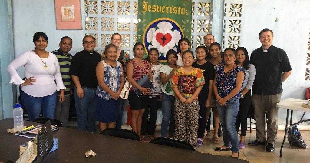 Divine Service Deaconess Class Photo Panama