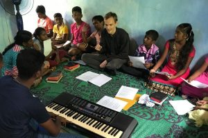PODCAST: Teaching Music in Sri Lanka with Vicar Vanderhyde