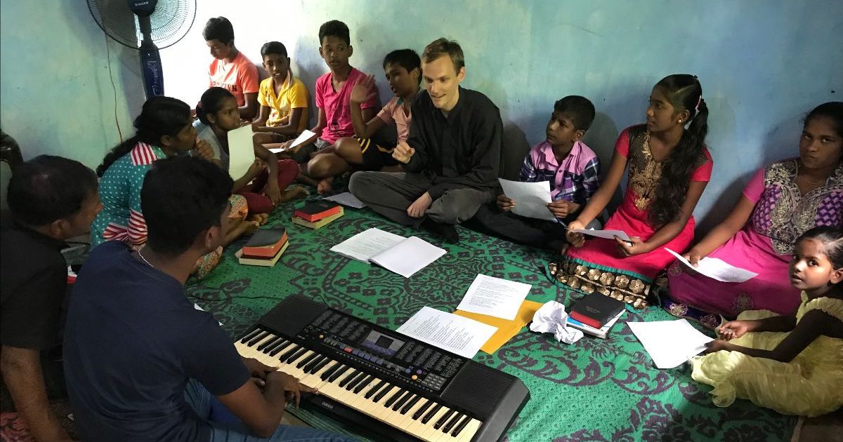 PODCAST: Teaching Music in Sri Lanka with Vicar Vanderhyde