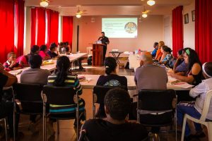 Disaster Response Workshops in the Dominican Republic
