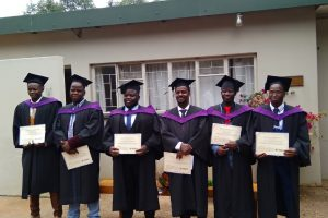 LTS Students Graduate – South Africa