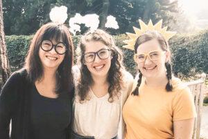 Farewell to Taiwan Missionary Hannah Shull