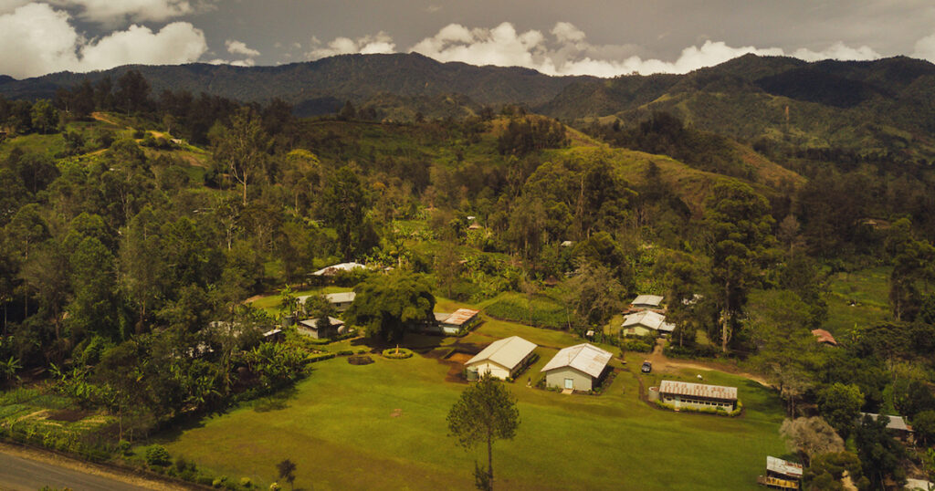 Tracing the history of LCMS mission work in Papua New Guinea