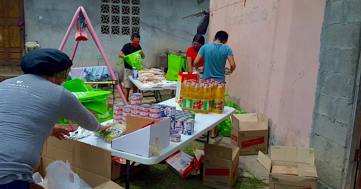 Mercy Outreach in Panama