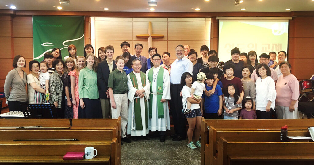 South-Korea-Trinklein-Family-at-local-LCK-church
