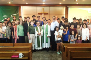 Life as a Missionary in South Korea