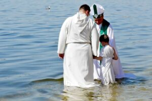 A Baptism in the Black Sea