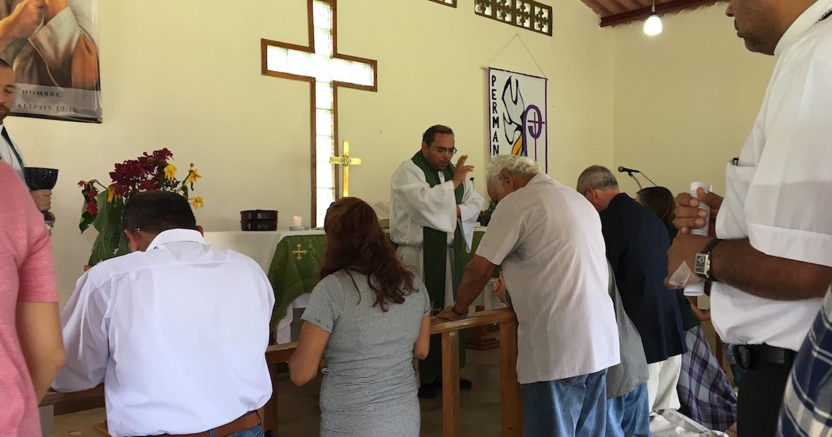 Disaster Response Training for Guatemala and Honduras