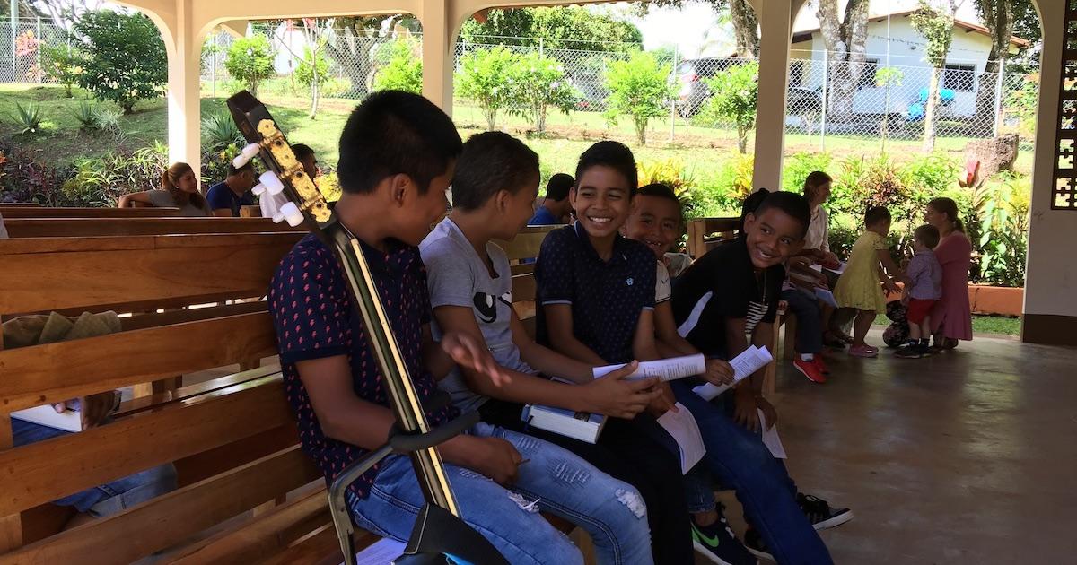Parenting Workshop in Panama