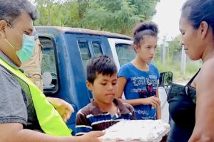 The Lutheran Synod of Mexico Appreciates Food Assistance