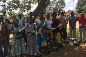 Helping Hands – COVID-19 Support in South Sudan