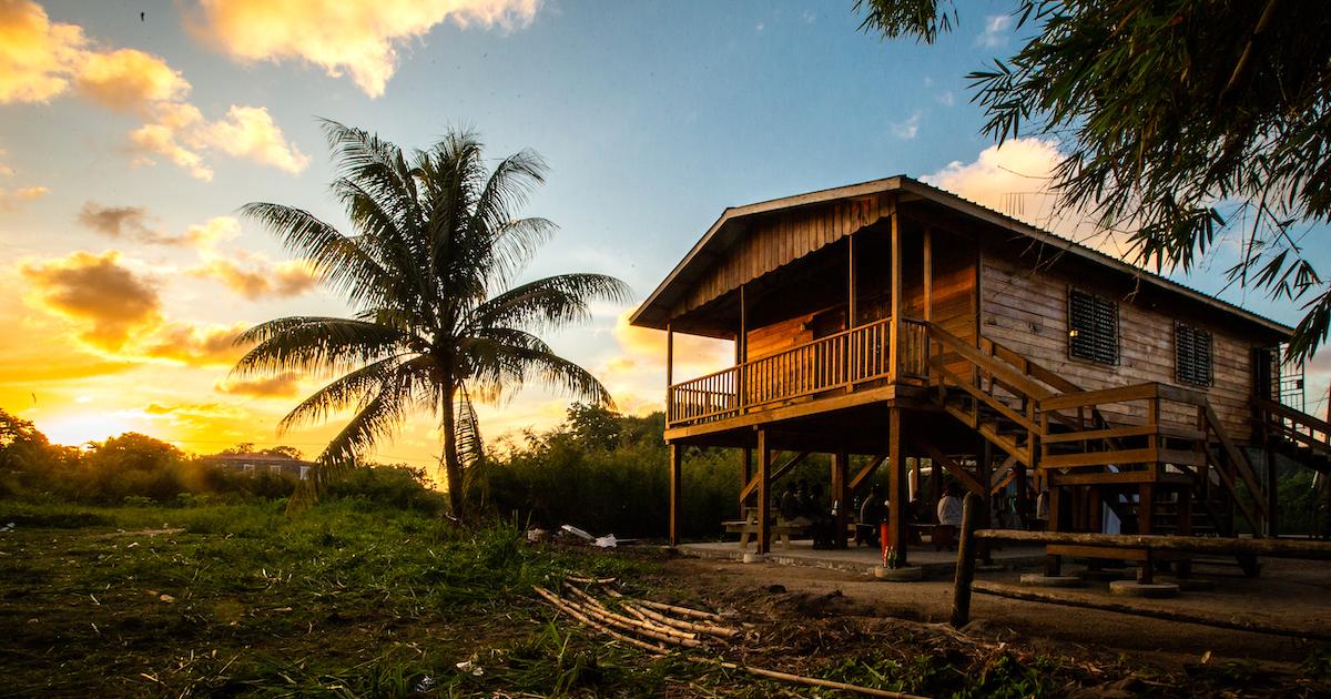 Fresh Beginnings in Belize