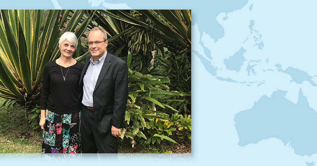 During the Pandemic: Preparing Resources for Papua New Guinea