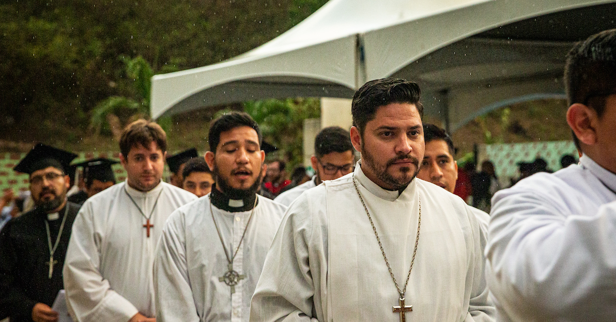 A Stream of New Pastoral Candidates