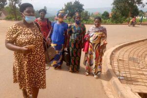 First Retreat for Pastors' Wives: LMA-STH, Rwanda
