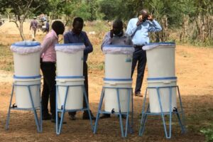 LWML Mission Grant funds Water and The Word Project for Rural Schools in Kenya