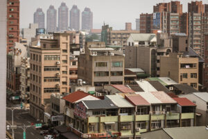 Theological Partnership in Taiwan